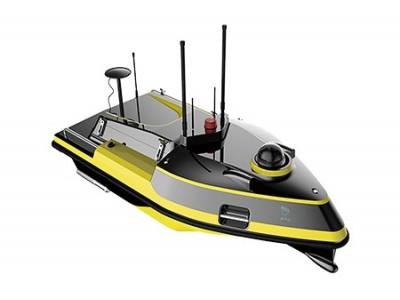 GURAD无人船监测系统