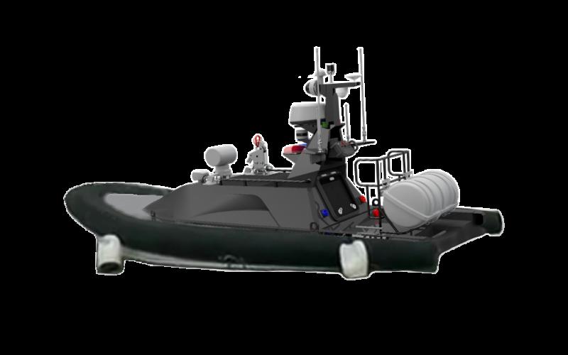 锦程-水上救援无人艇