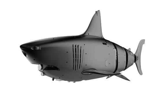 智能仿生鲨鱼