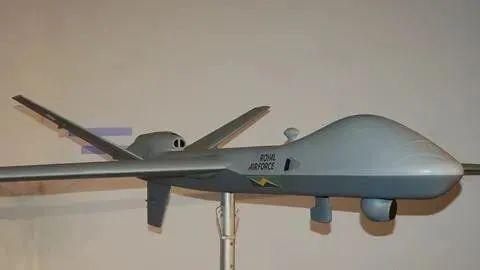 英国空军稳步推进多项无人机装备项目
