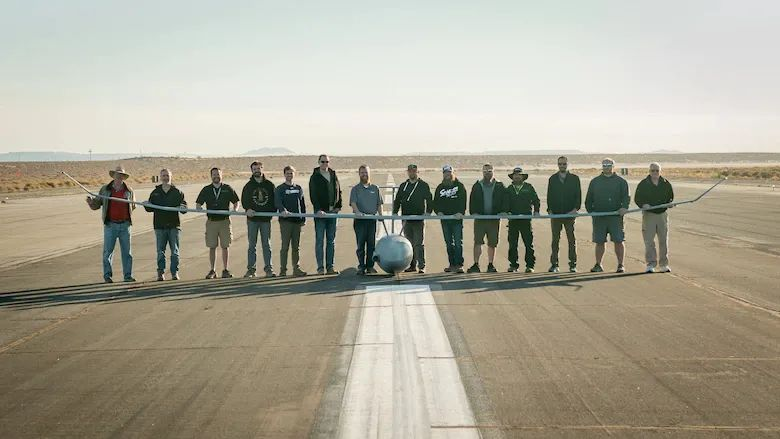 无人机再次突破续航世界纪录
