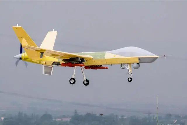 中国最成功的出口作战无人机--翼龙